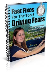 Free Driving Anxiety Report