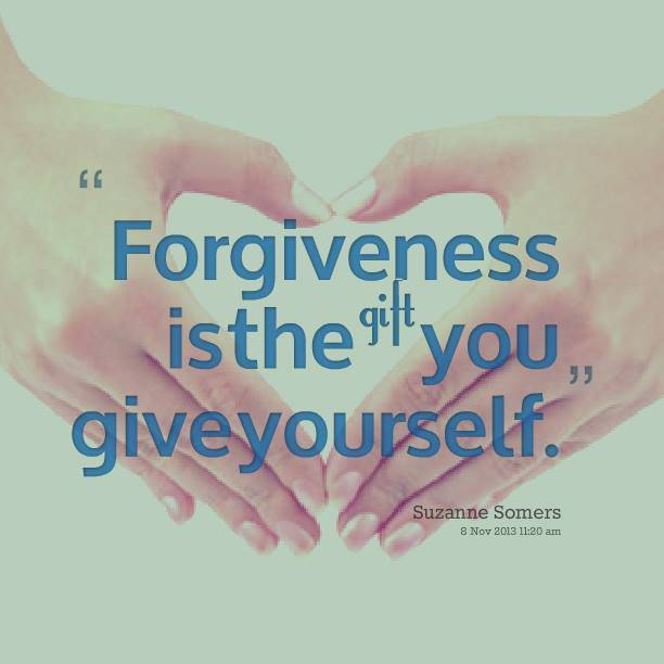 Love Forgiveness Quotes Simple 10 Quotes On Forgiving Yourself For Having Anxiety  Driving Peace