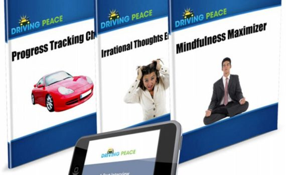 Driving Peace is an easy-to-use program of very simple techniques to end driving anxiety, also known as driving phobia and fear of driving.